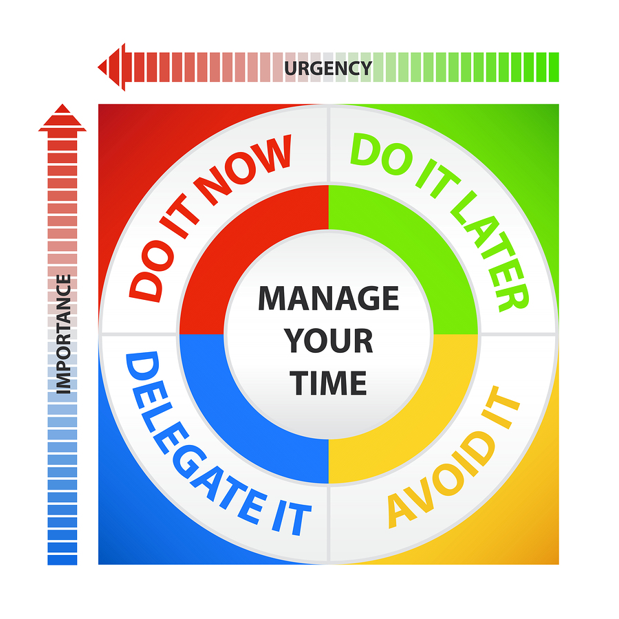 Does anyone have time management tips?